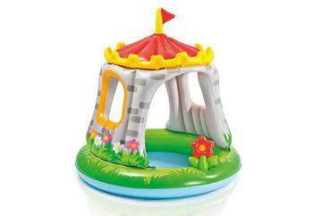 Бассейн надувной детский Royal Castel Pool (1-3 года), 122смx1.22м