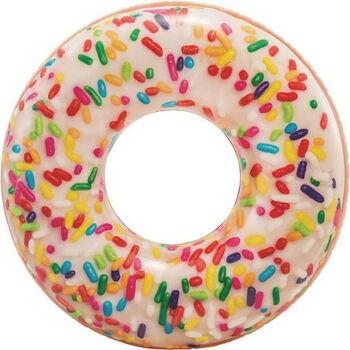 Круг надувной Sprinkle Donut Tube (Пончик с посыпкой) 9+