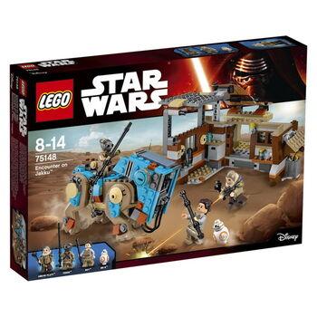 Конструктор LEGO STAR WARS Столкновение на Джакку™