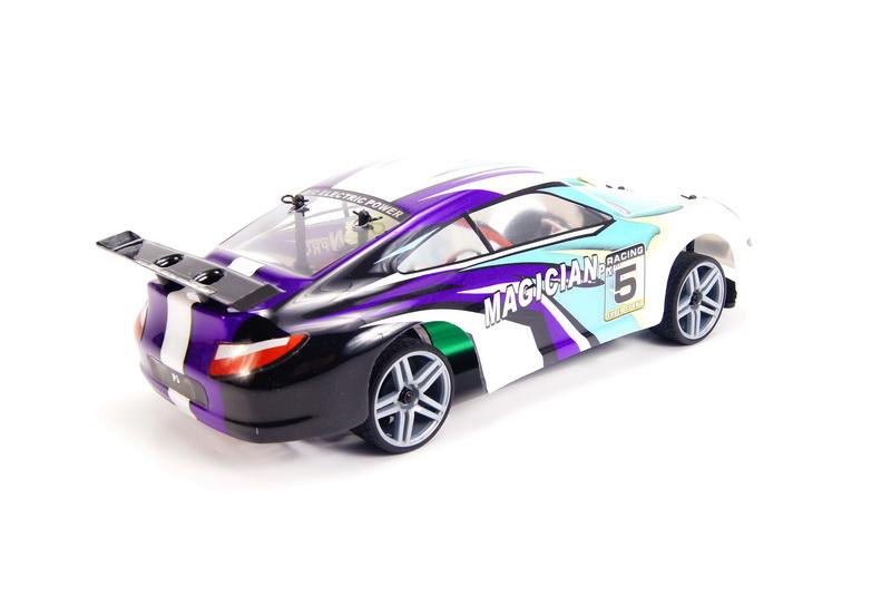 Радиоуправляемая машина для дрифта HSP Touring Car Magician - 1:18 2.4G