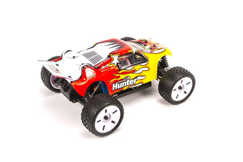 Радиоуправляемый трагги HSP Hunter 4WD RTR масштаб 1:16 2.4G