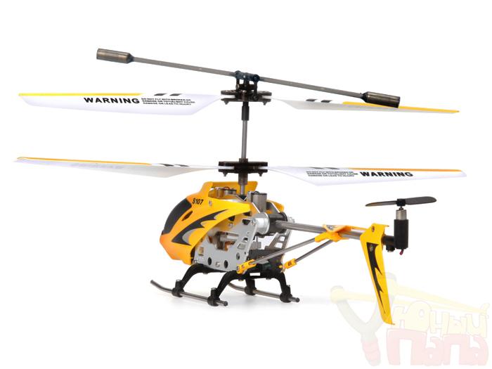 Вертолет на радиоуправлении SYMA S107 Phantom (s107g)