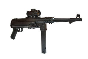 Автомат MP40 Шмайсер