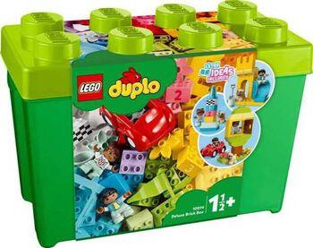 Конструктор LEGO DUPLO Classic Большая коробка с кубиками