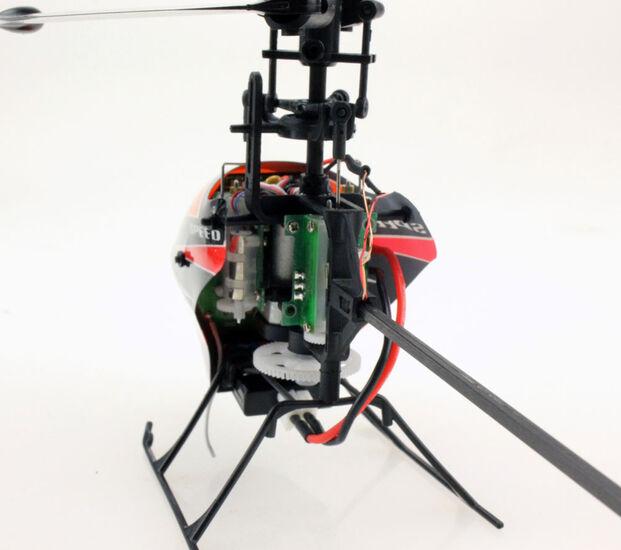 Радиоуправляемый вертолет WLToys V922 6-и канальный с аппаратурой 2.4G