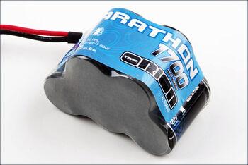 Аккумулятор Marathon Team Orion NiMH 6,0В (5s) 1700mAh Soft Case BEC/JST