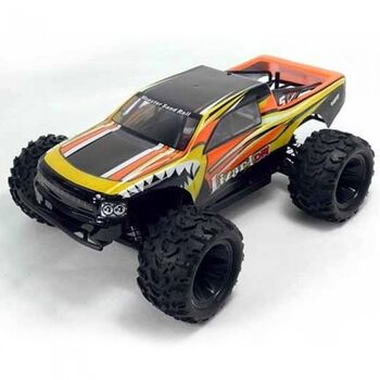 Радиоуправляемая машина HSP Lizard DM Monster Sand Rail Truck EP 4WD 1:18 2.4G