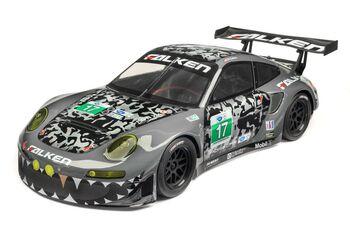 Радиоуправляемая машина HPI RS4 Sport 3 FLUX Porsche 911 GT3 RSR Falken Tire 1:10