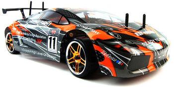 Радиоуправляемая машина HSP Xtreme Lamborghini 4WD RTR масштаб 1:10
