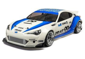 Радиоуправляемая машина HPI RS4 Sport 3 Drift SUBARU BRZ 1:10