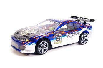 HSP Magician PRO On Road Car Drift 1:18 - Радиоуправляемая модель для дрифта