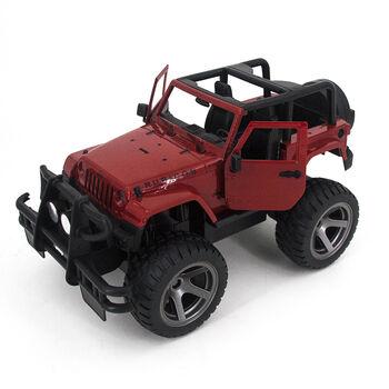 Радиоуправляемый джип Double Eagle Red Jeep Wrangler 1:14 2.4GHz - E716-003