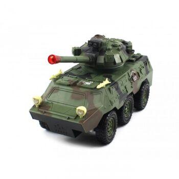 Радиоуправляемый военный бронетранспортер Armored Car 8011B 1:20