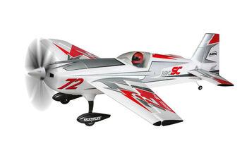 Радиоуправляемый самолет Multiplex Extra 330 SC silver-red MPX-264283 без аппаратуры и акб
