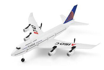 Радиоуправляемый самолет XK Innovation A150-C Боинг 747(Boeing 747) 2ch 2.4G