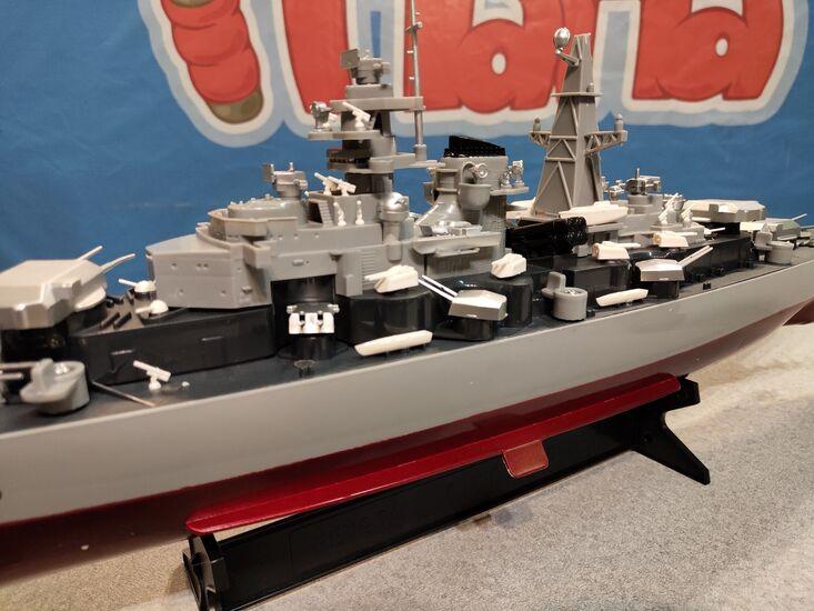 Радиоуправляемый линкор Бисмарк HT-3827B