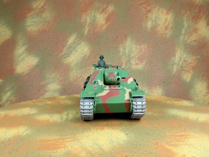 Радиоуправляемый танк Heng Long Jangpanther PRO Professional Version 1:16