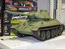 Радиоуправляемый танк Heng Long T34-85 PRO Professional Version Li-Ion 1:16 RTR 2.4G