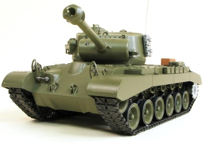 Радиоуправляемый танк Heng Long Snow Leopard Standard Version 1:16