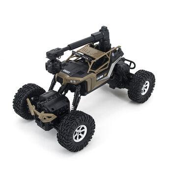 Радиоуправляемый краулер-амфибия Crazon Khaki Crawler 4WD c WiFi FPV камерой - 171604B