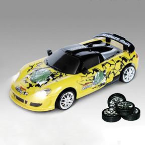 Радиоуправляемая машинка для дрифта Honda NSX-R GT 1:24 - 666-214