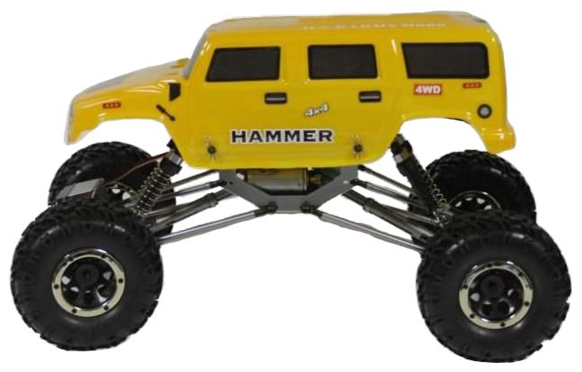 Радиоуправляемая машина HSP Pangolin Electric Off-Road Long Crawler 4WD 1:10