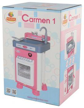 Машина посудомоечная Carmen №1 с водой (в коробке)